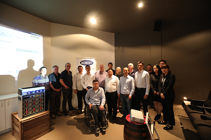 Product Launch in Brisbane 2018.09