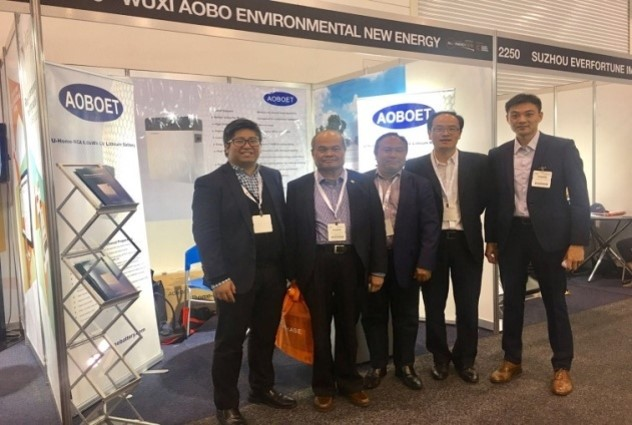ALL ENERGY EXPO  in Melbourne 2018.10
