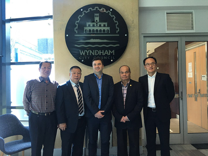 Wyndham Council Business Cooperation 2018.09